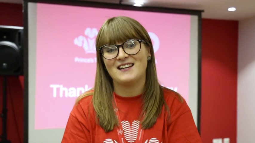 Prince's Trust - Thanks A million Day